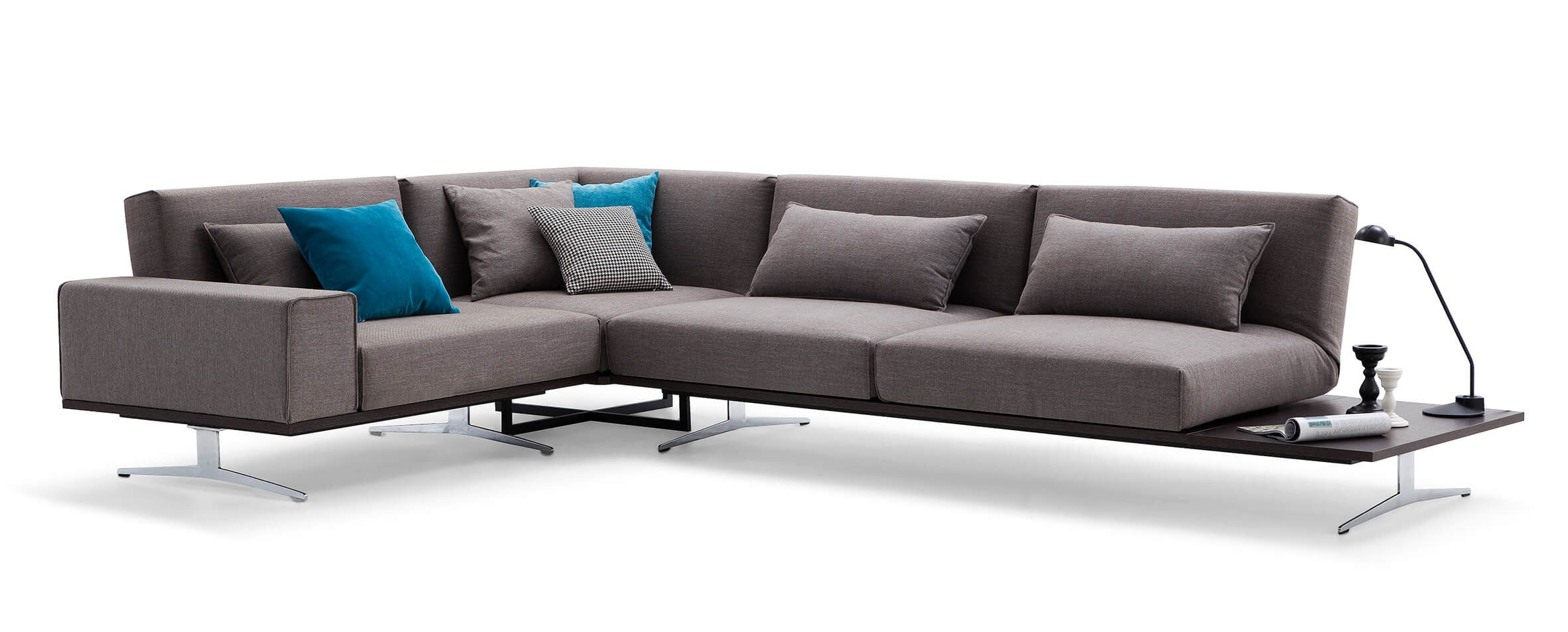L Shape Modular Sofa Bed Sets More Than Just A Sofa