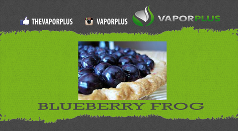 BLUEBERRY FROG