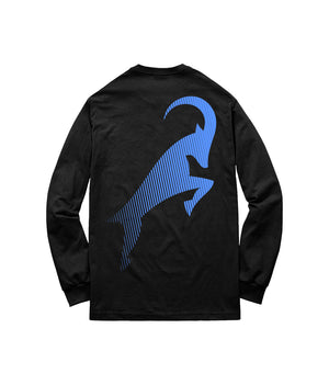 G.O.A.T. Fuel Fader Long Sleeve T-Shirt