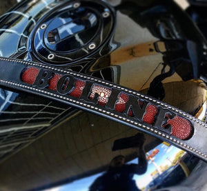 MBL Filigree Belts