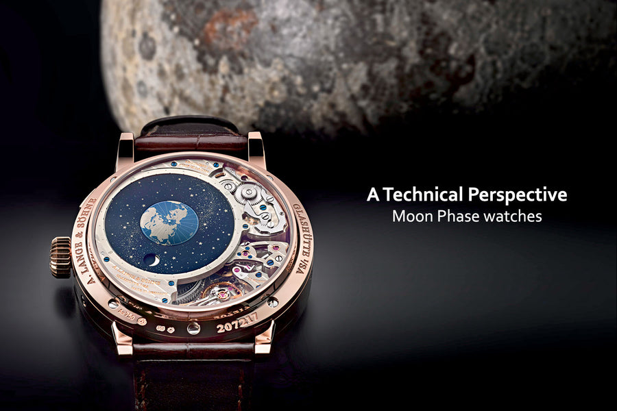 Top 10 Best Moon Phase Watches | Best MoonPhase Watches for Men & Women