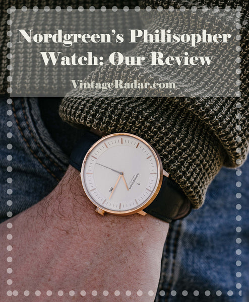 We Tested Nordgreen's Philosopher Watch: This is Our Review