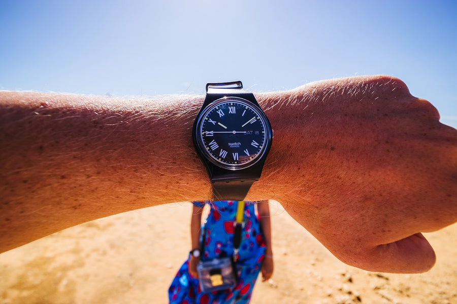 A Swatch watch for Every Occasion | Vintage Travels