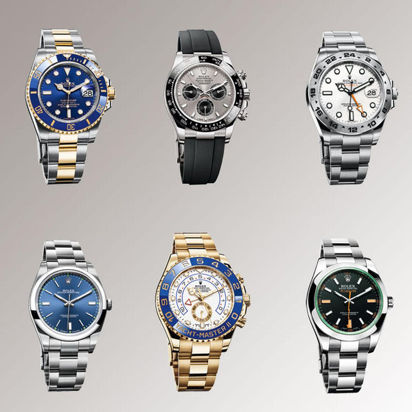Top 15 Rolex Watches for Men | Best Men's Rolex Watches in 2020