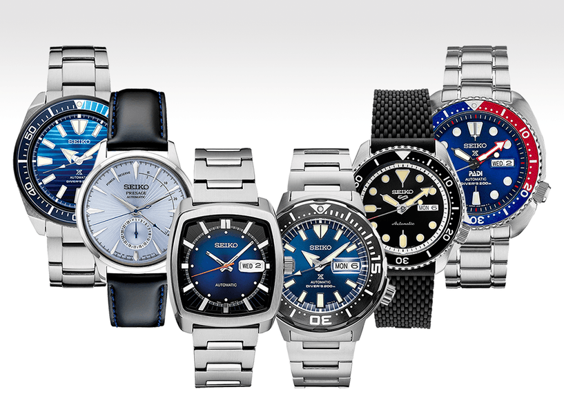 Top 15 Best Seiko Watches for Men | Men's Seiko Watches on Amazon