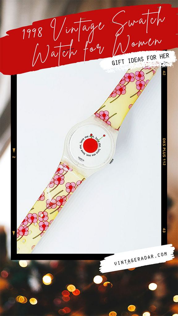 Vintage Swatch Watch for Women
