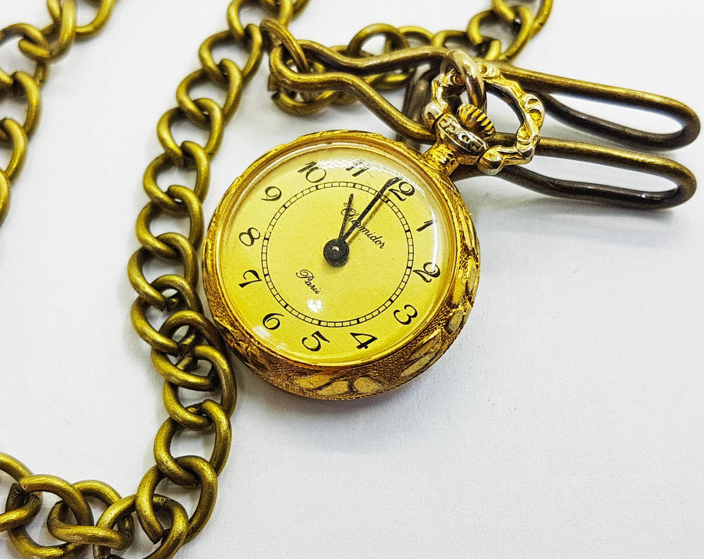 Thermidor Paris Vintage Pocket Watch | French Pocket Watch