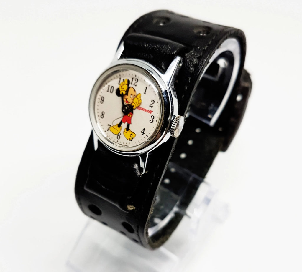 Ingersoll Vintage Mickey Mouse Watch