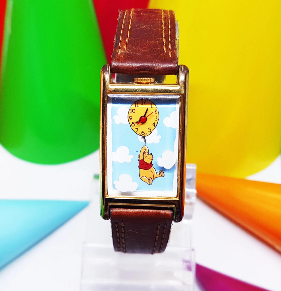 Winnie The Pooh Timex Watch | Disney Timex Watch for Men and Women
