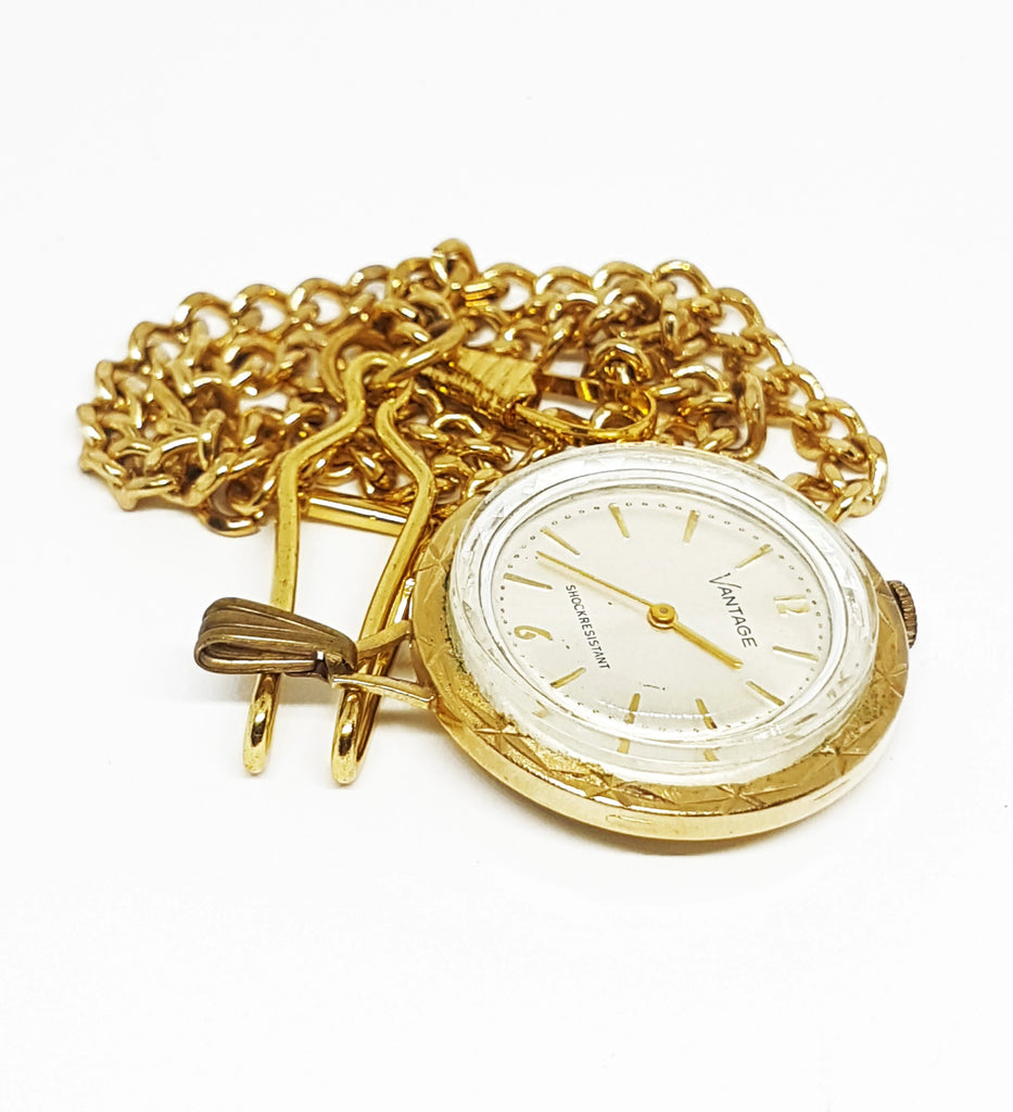 Vantage by Hamilton Shockresistant Pocket Watch