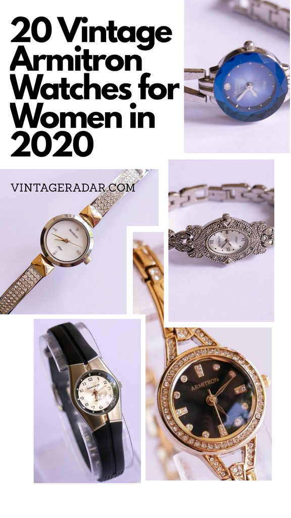 20 Armitron Ladies Watches