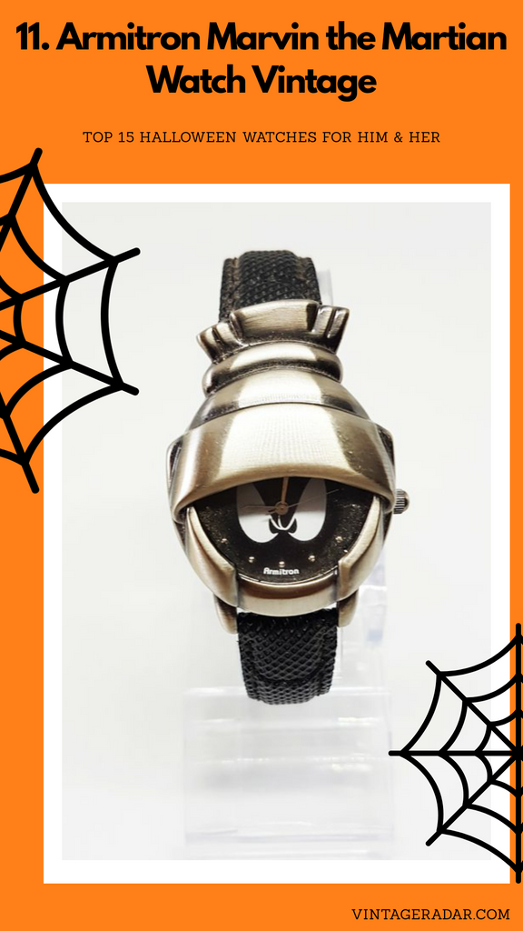 Armitron Watch | Marvin The Martian Looney Tunes watch