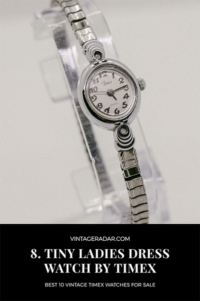 Small Affordable Ladies Timex Watch