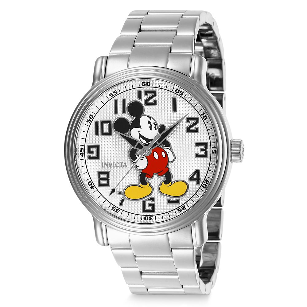 New Mickey Mouse watch