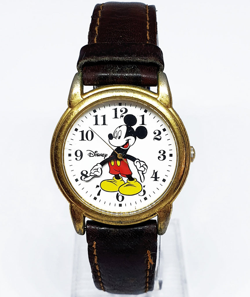 Elegant Seiko Mickey Mouse Watch