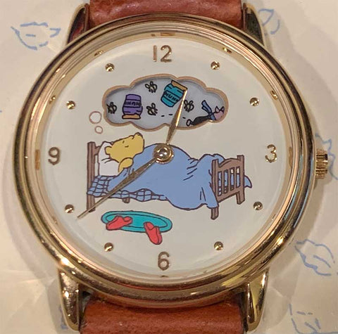 Winnie The Pooh Dreaming Watch