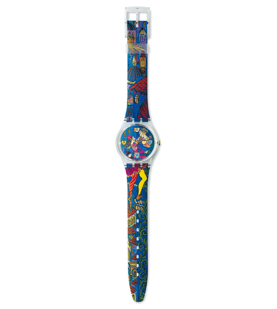 romeo and juliet gn162 vintage swatch watch