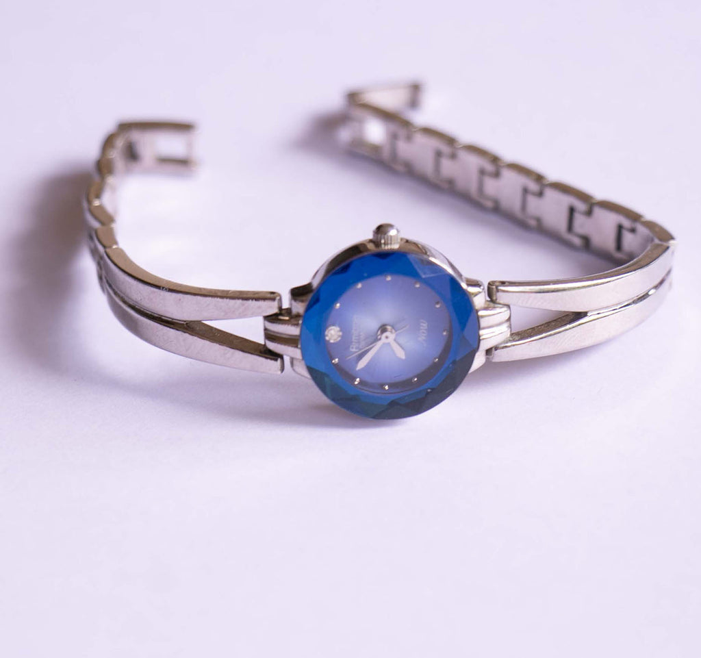 Armitron Blue Dial Ladies Watch