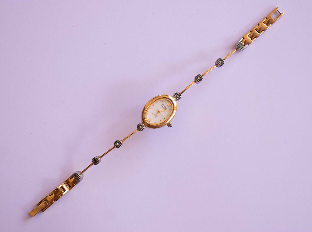 Armitron Ladies Watch with Unique Bracelet