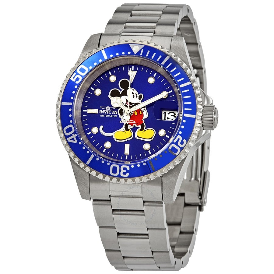 Invicta Mickey mouse watch