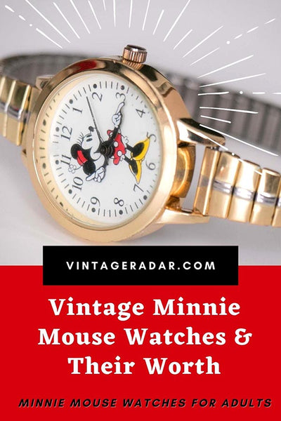 Minnie Mouse Watches Cover