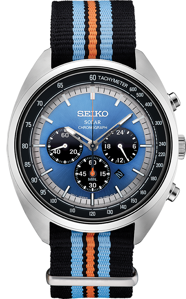 SSC667 Seiko Recraft Series Chronograph Watch
