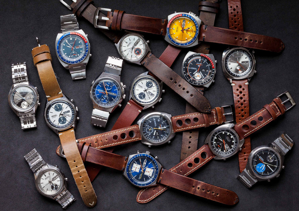 Vintage Seiko Watch collection