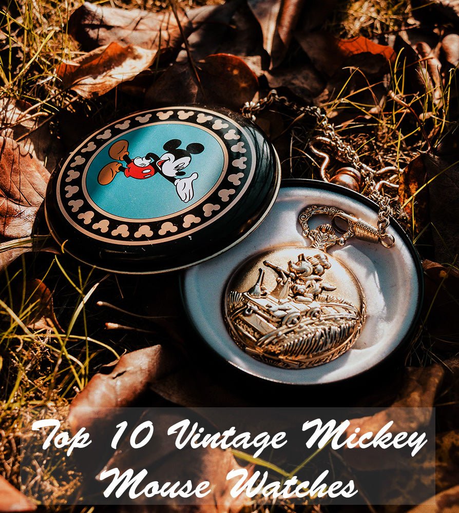 Top 10 Vintage Mickey Mouse Watches