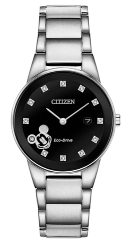 Citizen Eco Drive Mickey Mouse Collectible Watch Model: GA1051-58W