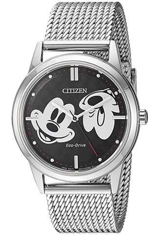 Citizen Unisex Mickey Mouse FE7060-56W Modern Watches