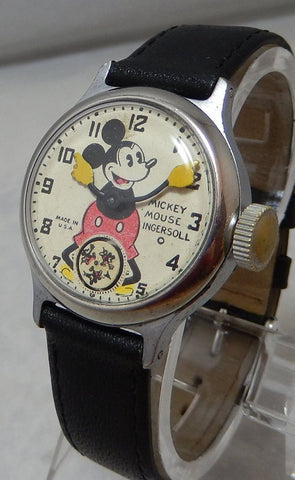 Vintage Mickey Mouse Watch