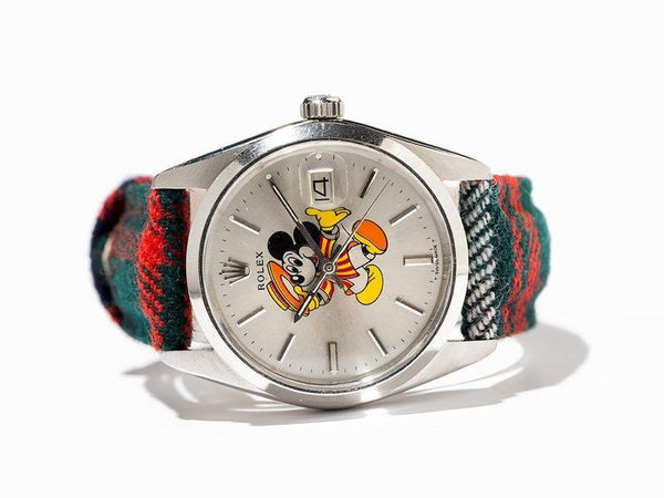 Rolex Mickey Mouse watch