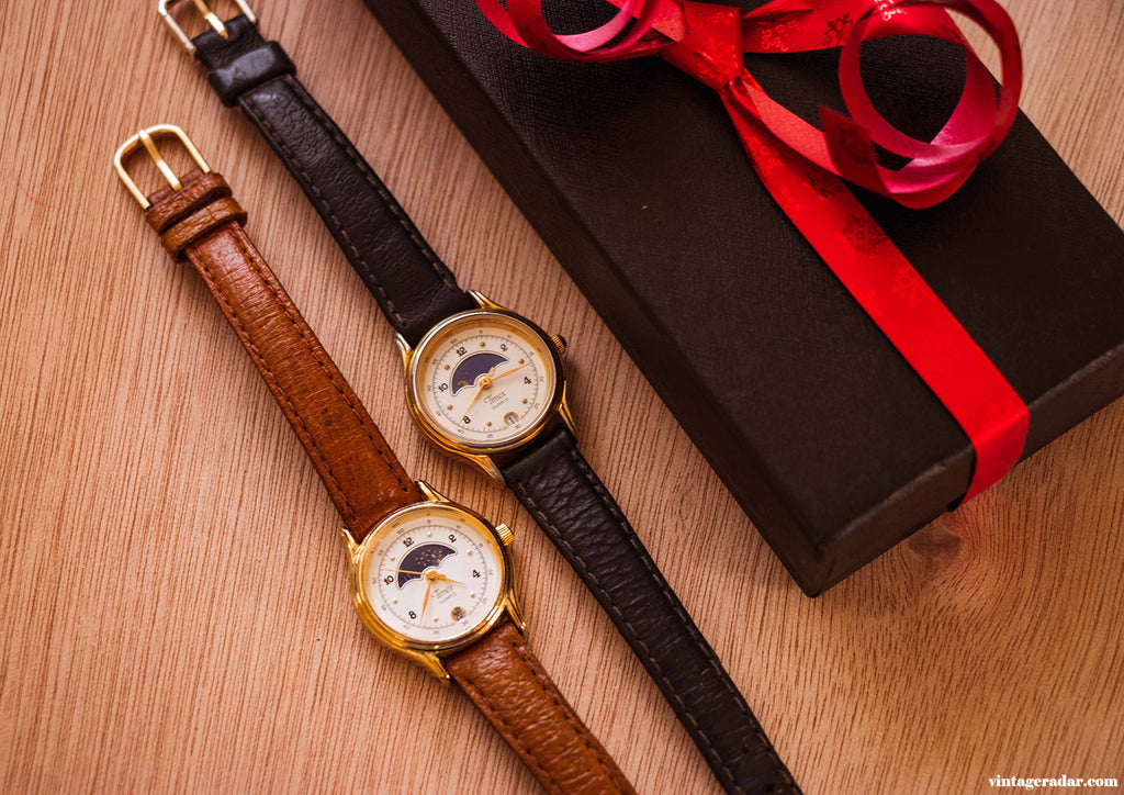 Vintage Moonphase Watches