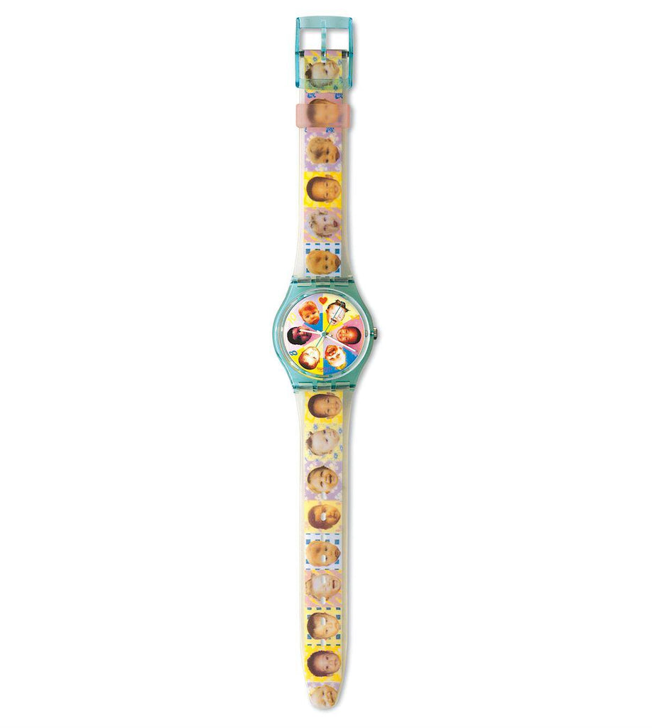 sweet baby swatch watch vintage