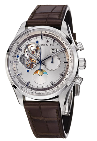 Zenith Chronomaster Open Grande Date Moonphase Mens Automatic Watch