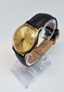 Unique Gold-tone Vintage Timex Watch, Dress and Occasion - Vintage Radar