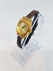 Exquisite Mechanical Gold-Tone Vintage Timex - Vintage Radar