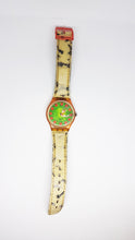 Load image into Gallery viewer, 1993 GP108 Adam and Eve FIRST SIN Vintage Swatch Watch - Vintage Radar