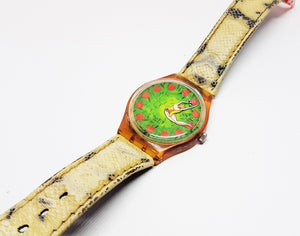 1993 GP108 Adam and Eve FIRST SIN Vintage Swatch Watch - Vintage Radar