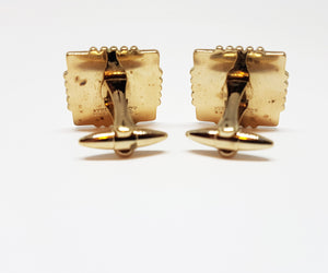Stallion Horse Vintage Set of Cufflinks | Wedding Collection - Vintage Radar