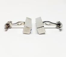 Load image into Gallery viewer, Jasper Conran Vintage Set of Cufflinks | Wedding Collection - Vintage Radar