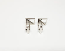 Load image into Gallery viewer, Geometric Vintage Set of Cufflinks | Wedding Collection - Vintage Radar