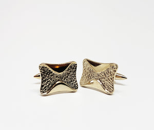 Retro Style Vintage Set of Cufflinks | Wedding Collection - Vintage Radar