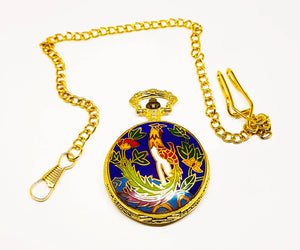 Art Nouveau Vintage Pocket Watch | Can Be Engraved - Vintage Radar