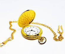 Load image into Gallery viewer, Victorian Two-tone Vintage Pocket Watch | Can Be Engraved - Vintage Radar