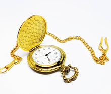 Load image into Gallery viewer, Golden Eagle Vintage Pocket Watch | Can Be Engraved - Vintage Radar