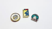 Load image into Gallery viewer, Soviet Vintage Enamel Pins | Enamel Lapel Pins | Set 9 - Vintage Radar