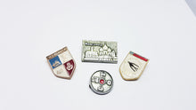 Load image into Gallery viewer, Soviet Vintage Enamel Pins | Enamel Lapel Pins | Set 25 - Vintage Radar