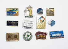 Load image into Gallery viewer, Soviet Vintage Enamel Pins | Enamel Lapel Pins | Set 26 - Vintage Radar