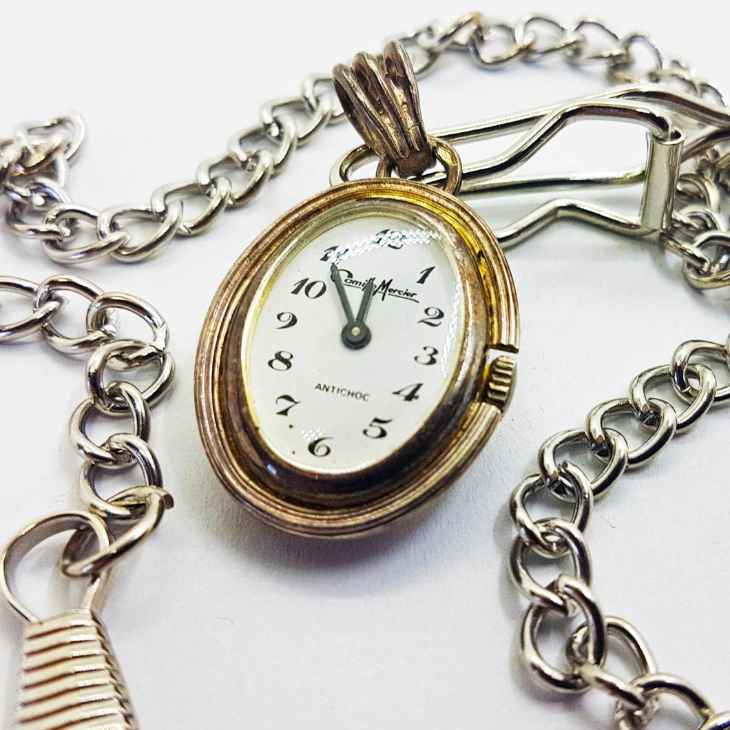 Camille Mercier Vintage Pocket Watch | French Collection - Vintage Radar